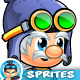 2D Game Character Sprites 278