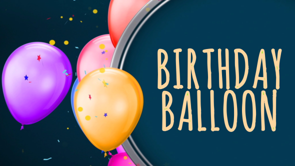 Download Birthday Balloon nulled download