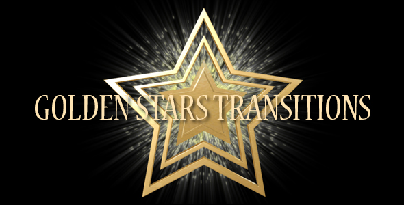 Download Golden Stars Transitions nulled download
