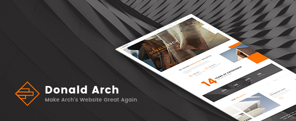 Download Donald Arch - Creative Architecture WordPress Theme nulled download