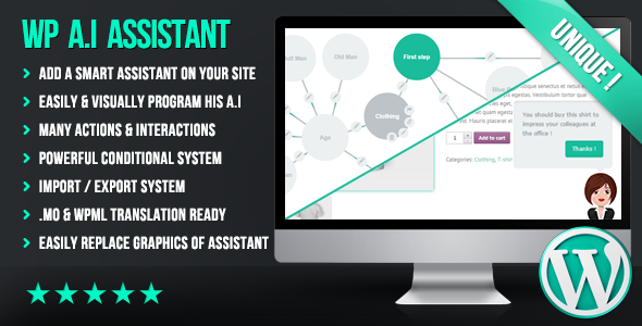 WP A.I Assistant  2.5.89 - WordPress Plugin
