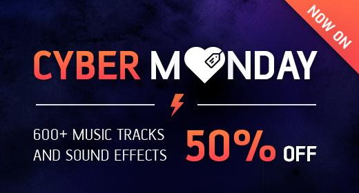 Cyber Monday - Tracks by Stardiva