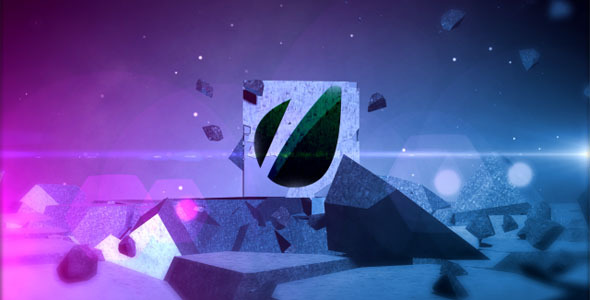 VideoHive Logo Stones 1869930