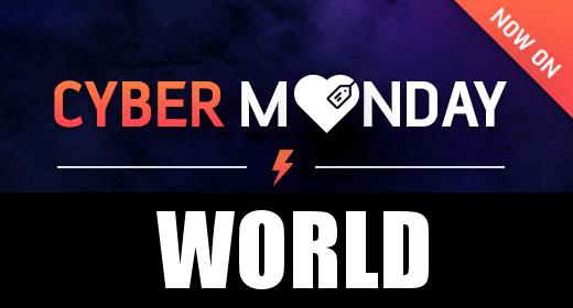 Cyber Monday - World