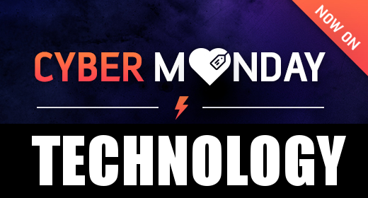 Cyber Monday - Technology