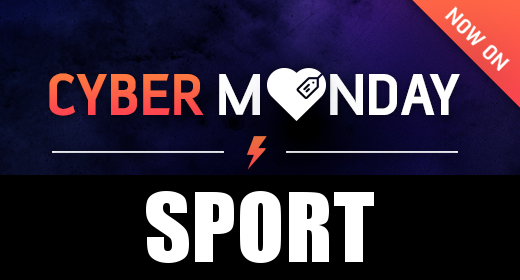 Cyber Monday - Sport