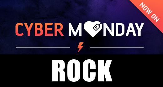 Cyber Monday - Rock
