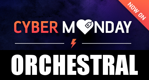 Cyber Monday - Orchestral