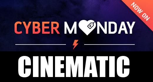 Cyber Monday - Inspiring Cinematic