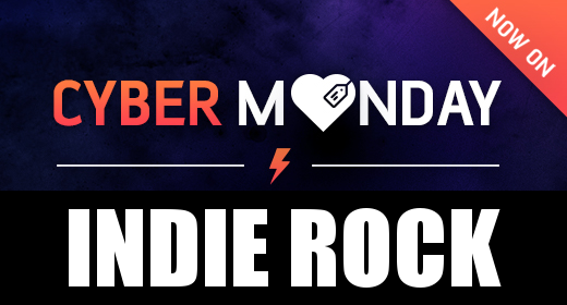 Cyber Monday - Indie Rock