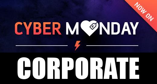 Cyber Monday - Corporate