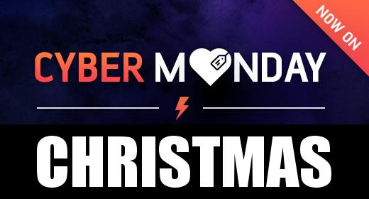 Cyber Monday - Christmas