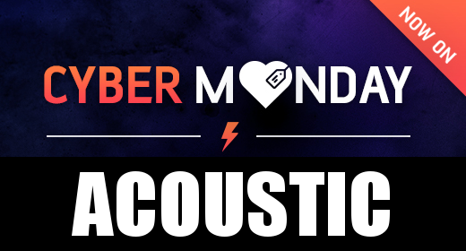 Cyber Monday - Acoustic Folk