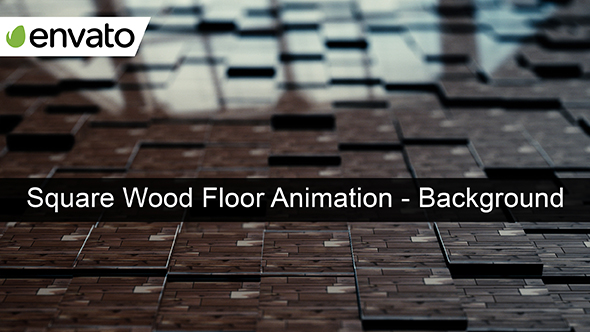 Download Square Wood Floor Animation - Background nulled download