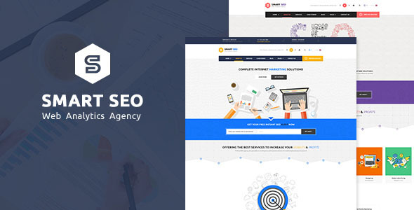 Download SMART SEO | Modern SEO & Marketing WordPress Theme nulled download