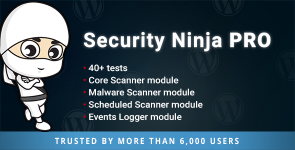 Download Security Ninja PRO nulled download