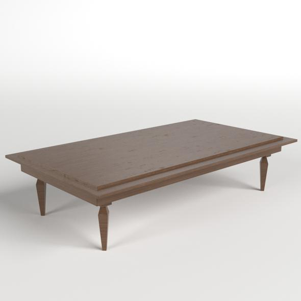 Table, Desk 10 - 3DOcean Item for Sale