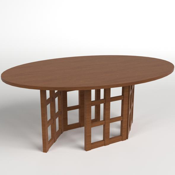 Table, Desk 11 - 3DOcean Item for Sale