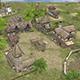 Realistic Village Scene