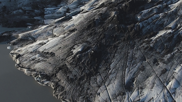 VideoHive Solheimajokull Glacier 19017242