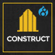 Construct - Drupal 8 Construction & Business Theme