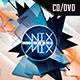 Cyber Mix Cd/DVD Template