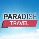 Hot Paradise - Travel Joomla Template