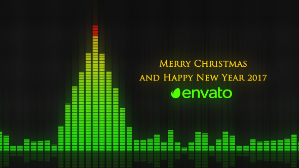 Download Audio Meter Christmas Wishes nulled download