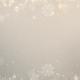 Christmas Frame on Gray Background