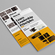A4 + Letter Trifold Brochure