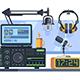 Radio Station Studio
