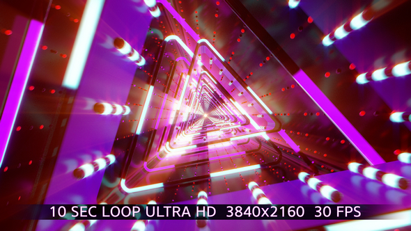Download VJ Light Tunnel V2 nulled download