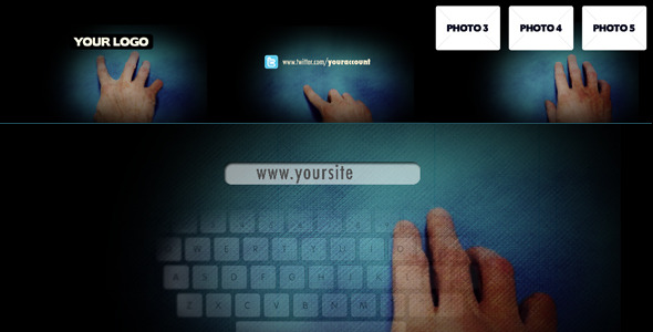 VideoHive Hand in Action Company Presentation 1871617