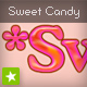 Candy Sweets text style effect - ActiveDen Item for Sale