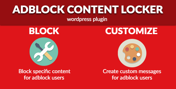 Download AdBlock Content Locker - WordPress Plugin nulled download