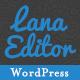 Lana Editor - Drag & Drop Page Builder