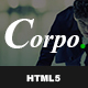 Corpo - HTML5 Responsive Multi-Purpose Template