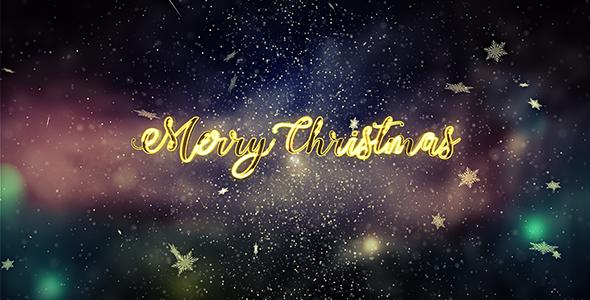 VideoHive Christmas 19035656