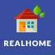 RealHome - Vesatile Real Estate PSD Template