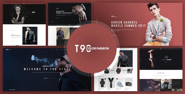 T90 - Fashion Responsive Magento Theme