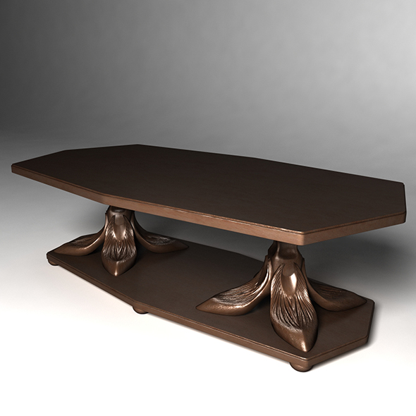 3DOcean coffee table 3 19041891