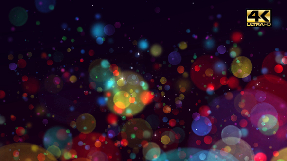 Download Colorful Particles nulled download