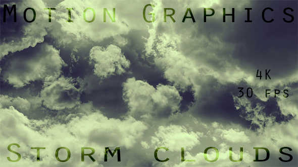 Download Dark Storm Clouds In The Sky nulled download