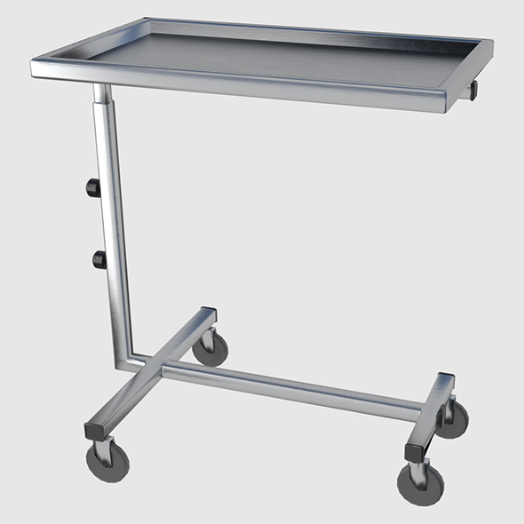 3DOcean Surgical Table 19045581