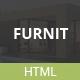 Furnit - Responsive HTML5 Template