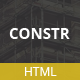 Constr - Multipurpose HTML5 Template