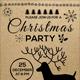 PaperKraft Christmas Party Card Template