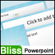 Bliss Powepoint Template - GraphicRiver Item for Sale