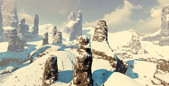 Download Fantastic Natural and Winter Landscape nulled download