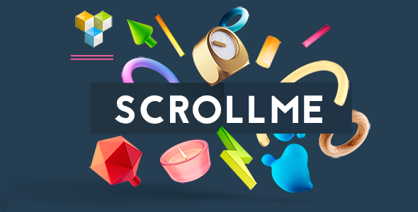 ScrollMe - scroll of elements